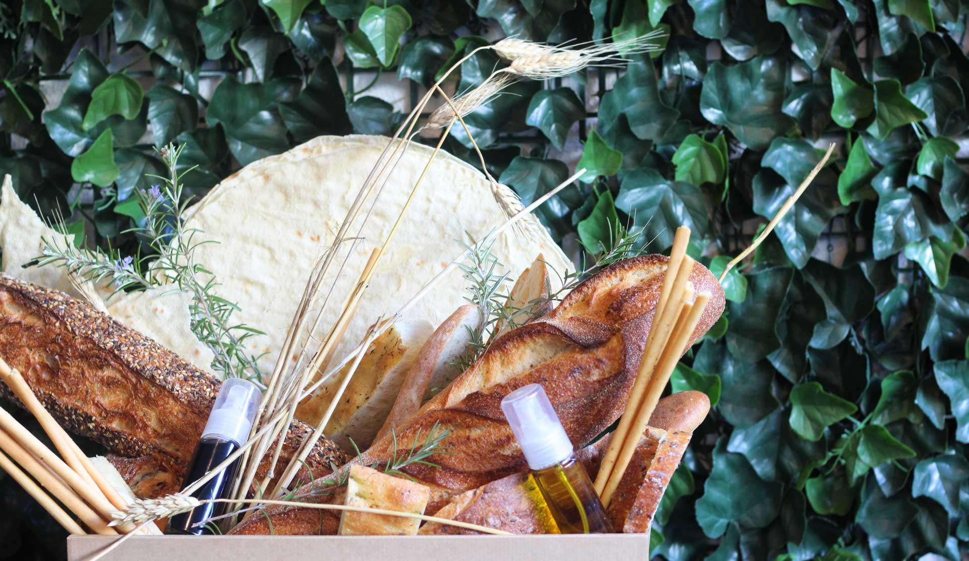 Grazing Boxes Sydney - Bread Box